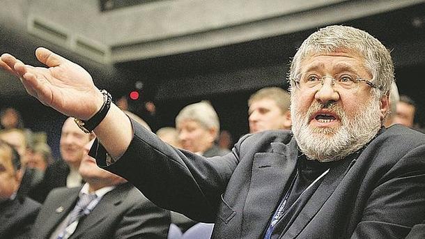 ВКрыму выставили напродажу заправки Коломойского