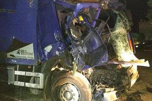 Массовое ДТП в Николаевской области: погиб один из водителей