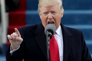 """Трамп недоволен американской политикой по КНДР: """"Разговор - это не ответ"""""""