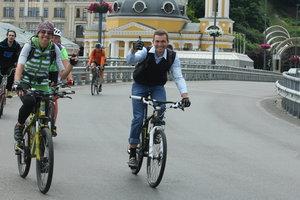 В Киеве будут выбирать лучшего велоработодателя