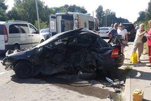 ДТП с машиной Дыминского: Аваков рассказал о результатах экспертизы