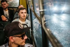 В Киеве меняется движение ночного троллейбуса