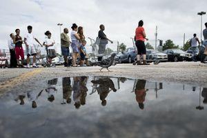 """Число погибших от урагана """"Харви"""" в США увеличилось до 20 человек"""