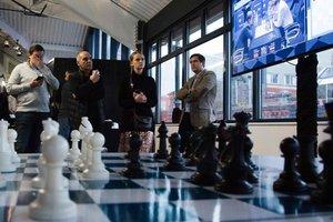 Шахматная Олимпиада может пройти под водопадом Виктория