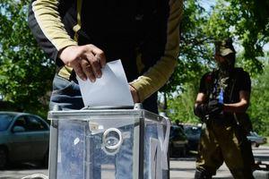 На Донбассе будут судить одного из организаторов псевдореферендума
