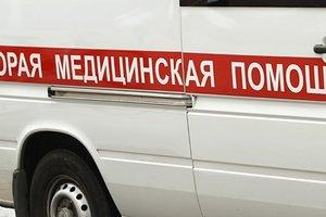В центре Москвы грузовик наехал на пешеходов