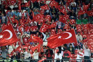 Сборную Турции в Харькове поддержит около двух тысяч болельщиков
