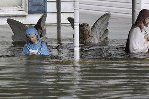 Добро пожаловать на дно: Техас захлебывается от мощного наводнения