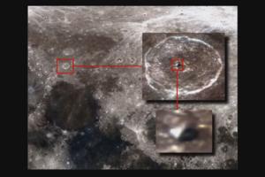 На Луне обнаружили странное сооружение: опубликовано видео