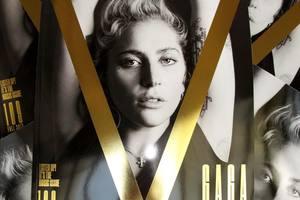 Леди Гага снялась в провокационной фотосессии