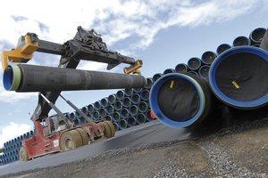 Россия построила уже 220 километров газопровода в обход Украины