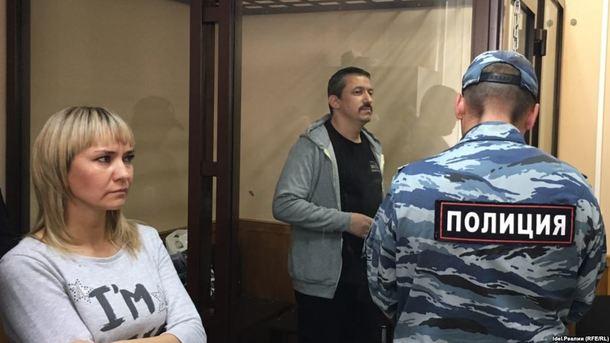 ВКазани осудят лидера движения «Алтын Урда» Даниса Сафаргали