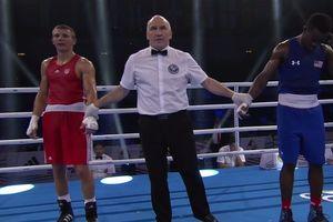 Александр Хижняк вышел в финал чемпионата мира по боксу