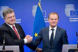 Туск назвал праздником вступление в силу Соглашения об ассоциации Украина-ЕС с 1 сентября