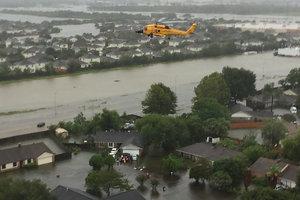 """Ураган """"Харви"""" в США: число жертв возросло, разрушены десятки тысяч домов"""