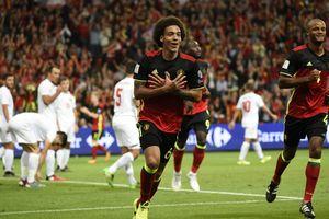 Фантастический гол забил Аксель Витсель в ворота Гибралтара