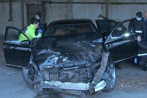 Эксперты провели дополнительный осмотр авто Дыминского: появились фото и видео
