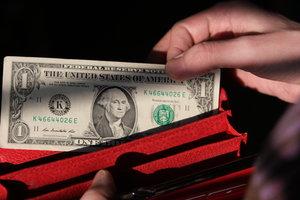 Курс доллара в Украине подскочил с началом осени