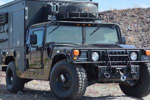 В США выставили на продажу экстремальный Hummer H1 для спецназа