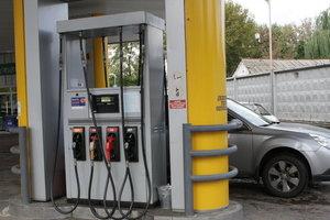 Цены на автогаз в Украине начали падать