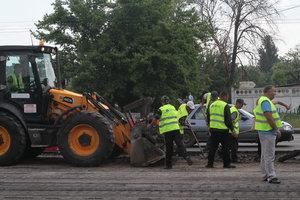 В Киеве ограничат движение на Железнодорожном шоссе из-за ремонта