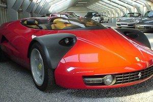 Самый редкий в мире Ferrari выставлен на продажу