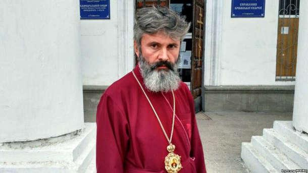 Минкульт призывает защитников прав человека отреагировать напогром храма УПЦКП вКрыму