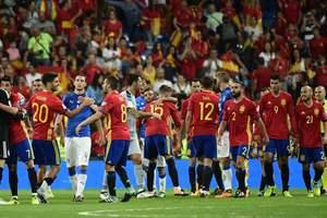 Испания разгромила Италию в отборе на ЧМ-2018. Видео голов и обзор матча