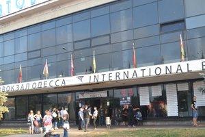 Пожар на автовокзале Одессе: спасатели эвакуировали 70 человек
