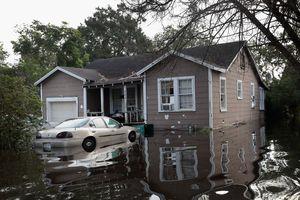 "Власти Техаса оценили ущерб от урагана ""Харви"""