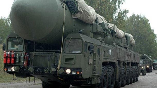 Бряцание оружием: вРФ проводят учения сучастием 11 ракетных полков