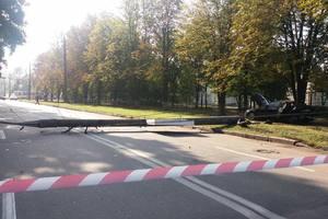 В Харькове коп устроил смертельное ДТП