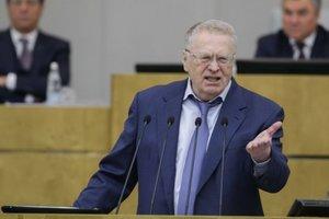 Жириновский предложил отправить Лаврова в отставку