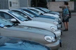 Украинцы все активнее скупают новые автомобили