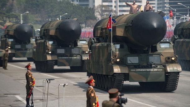 Мир негодует— Ядерные тестирования КНДР