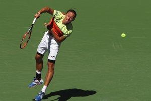Александр Долгополов проиграл лучшему теннисисту мира