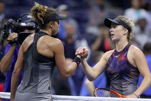 Элина Свитолина прекратила выступления на US Open