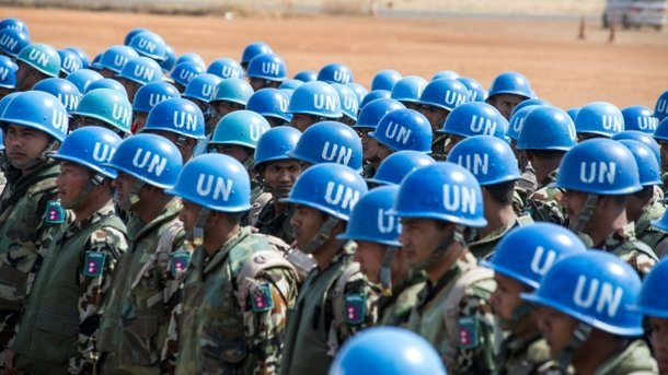 Картинки по запросу Путин: Ввести миротворцев ООН на Донбасс можно, но не на условиях Порошенко