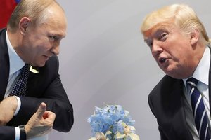 Путин прокомментировал возможный импичмент Трампу