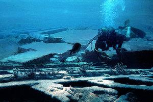 Найден затопленный древний город в заливе Средиземного моря