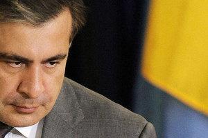 Украина получила запрос от Грузии на арест и выдачу Саакашвили – Минюст
