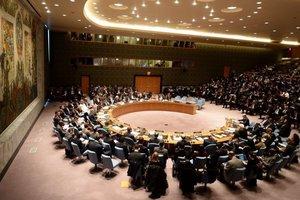 Россия направила в Совбез ООН резолюцию по миротворцам на Донбассе