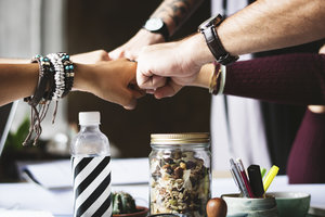 Командный дух: советы, как правильно организовать работу коллектива