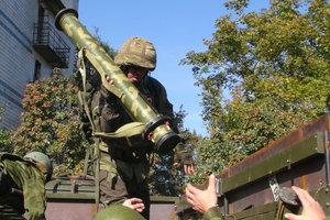 Стало известно, куда перебрасывают технику боевики на Донбассе
