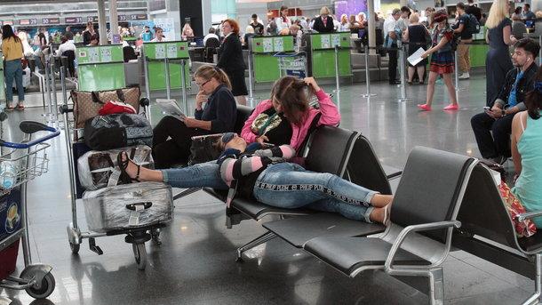 Права пассажиров гарантируются прописаны в Воздушном кодексе Украины и международных нормах. Фото: Г. Салай