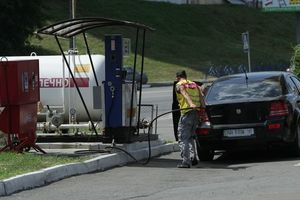 В Украине падают цены цены на автогаз