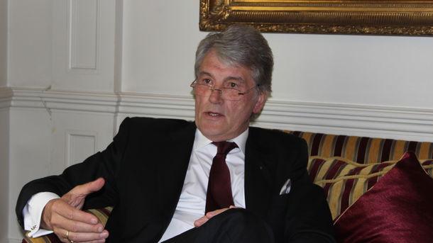 Виктор Ющенко. Фото: архив