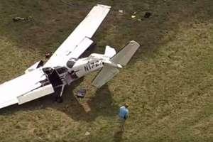 Крушение самолета в Британии: есть погибшие