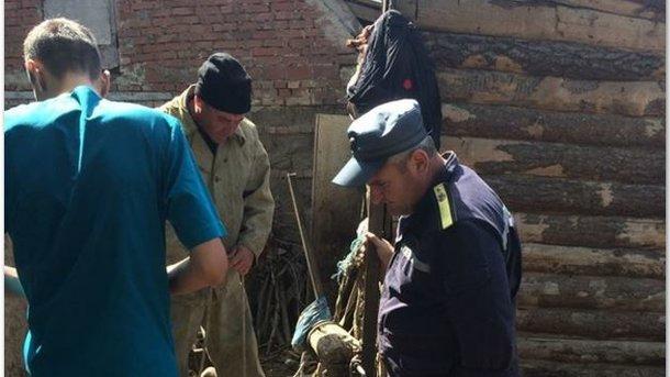 Одессит умер, пытаясь вытянуть изколодца животное— Спасти козу