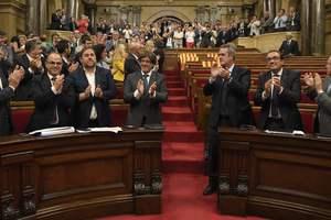 Референдум в Каталонии: Мадрид дал жесткий ответ сепаратистам
